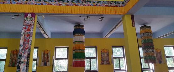Generous gifts from Sangye Nyenpa Rinpoche - Tibetan Buddhism