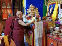 Year 2020 » Losar at Benchen Monastery 2020